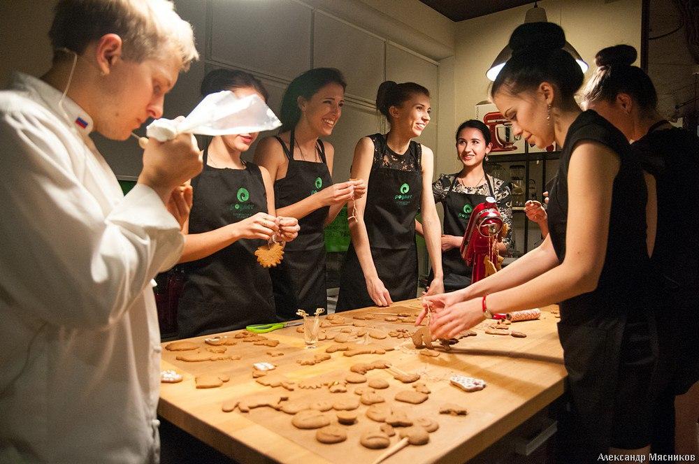 Владимирская красавица на кухне 21