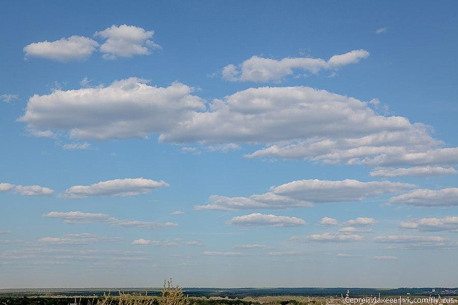 Владимирское небо для вашего рабочего стола