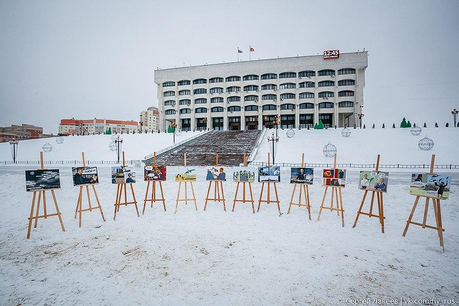 Владимир. Зима 3