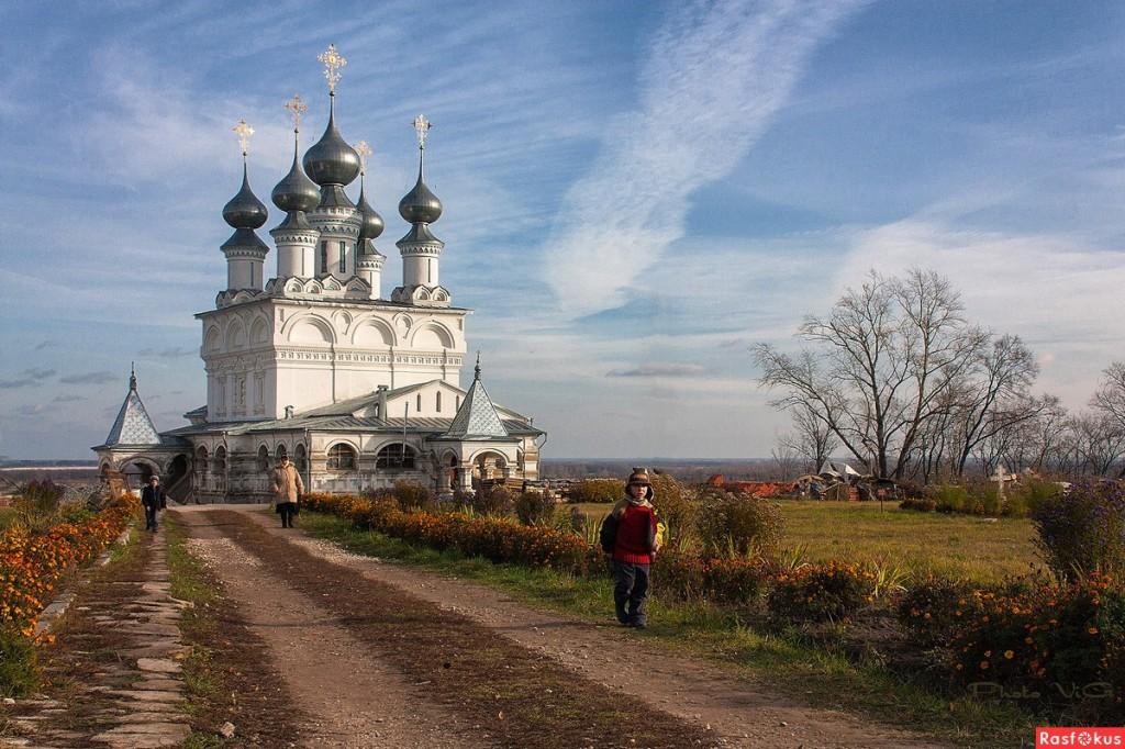 Воскресенский монастырь Мурома от Виктора Галкина 01