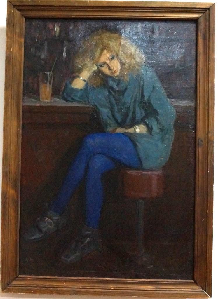 Выставка картин Виктора Лещева во Владимире 01