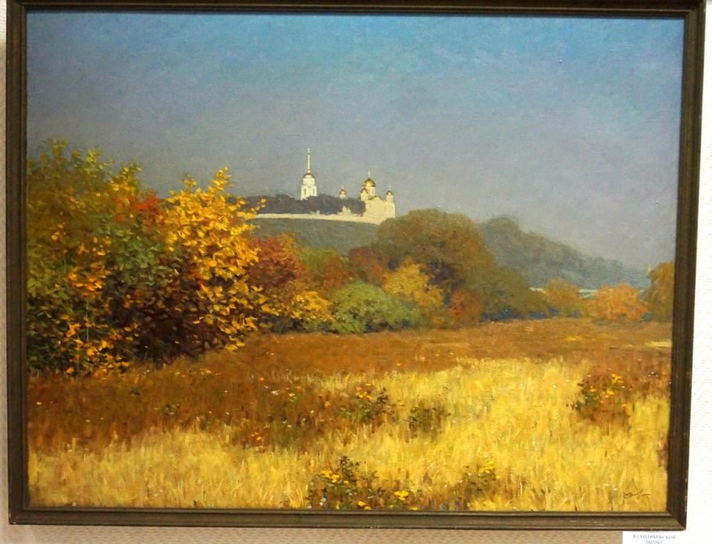 Выставка картин Виктора Лещева во Владимире 17