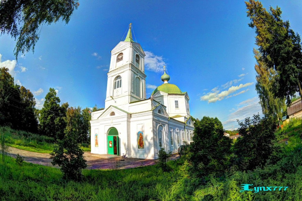 Вязники. Покровское кладбище 02