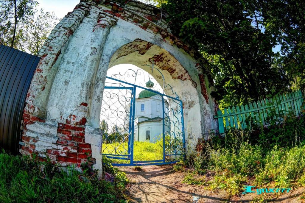 Вязники. Покровское кладбище 03