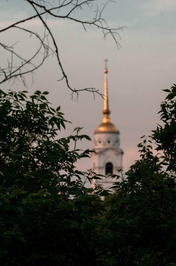 Городские зарисовки Владимира от Бориса Пучкова 09