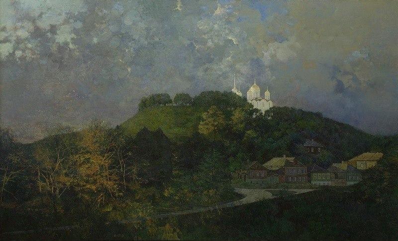 Город Владимир и река Ока 02