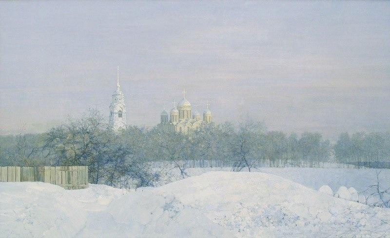 Город Владимир и река Ока 03