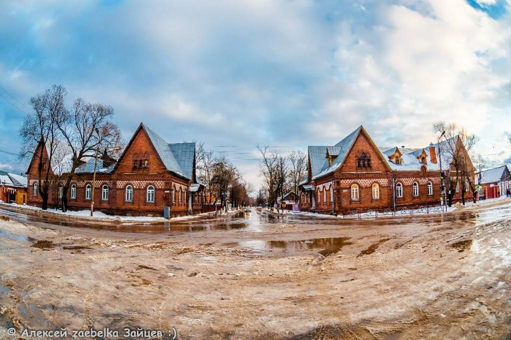 Город Гусь-Хрустальный в объективе Алексея Зайцева 01