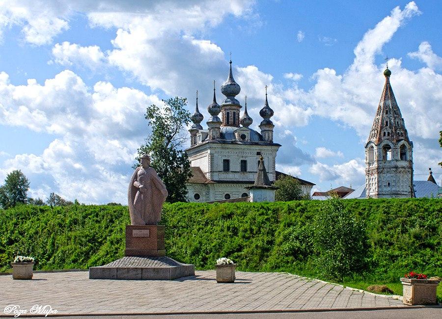 Город Юрьев-Польский и его достопримечательности 04