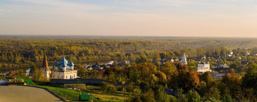 Гороховецкая панорама от Лушина Сергея