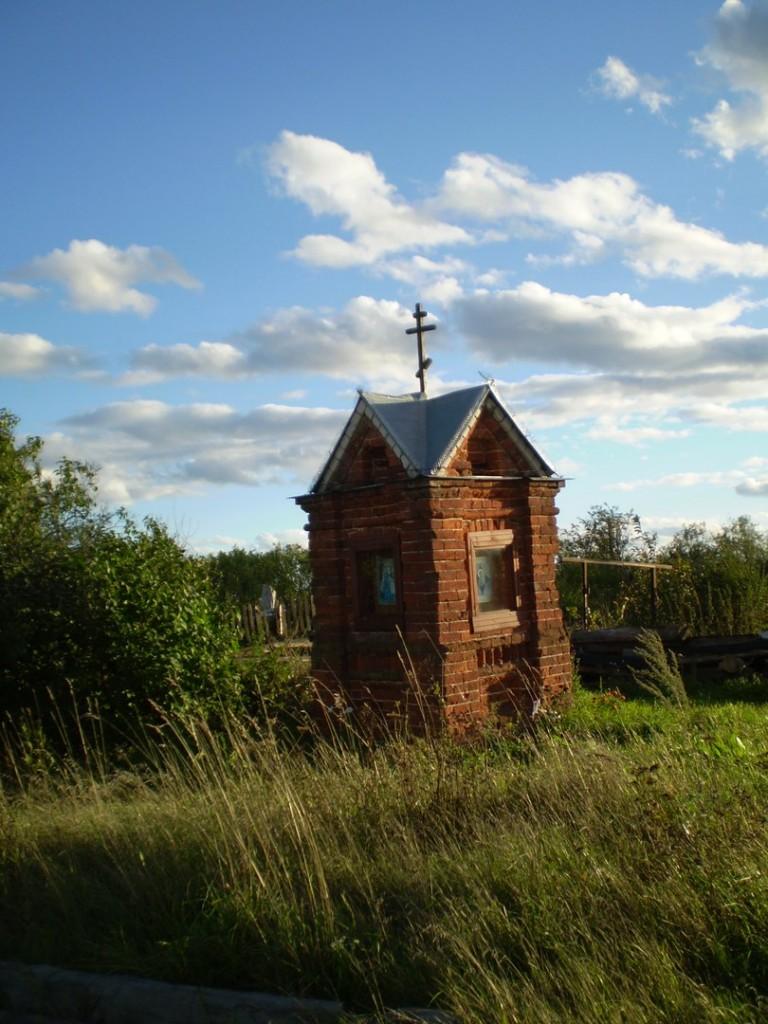 Две часовни в д. Угор Собинского района 04