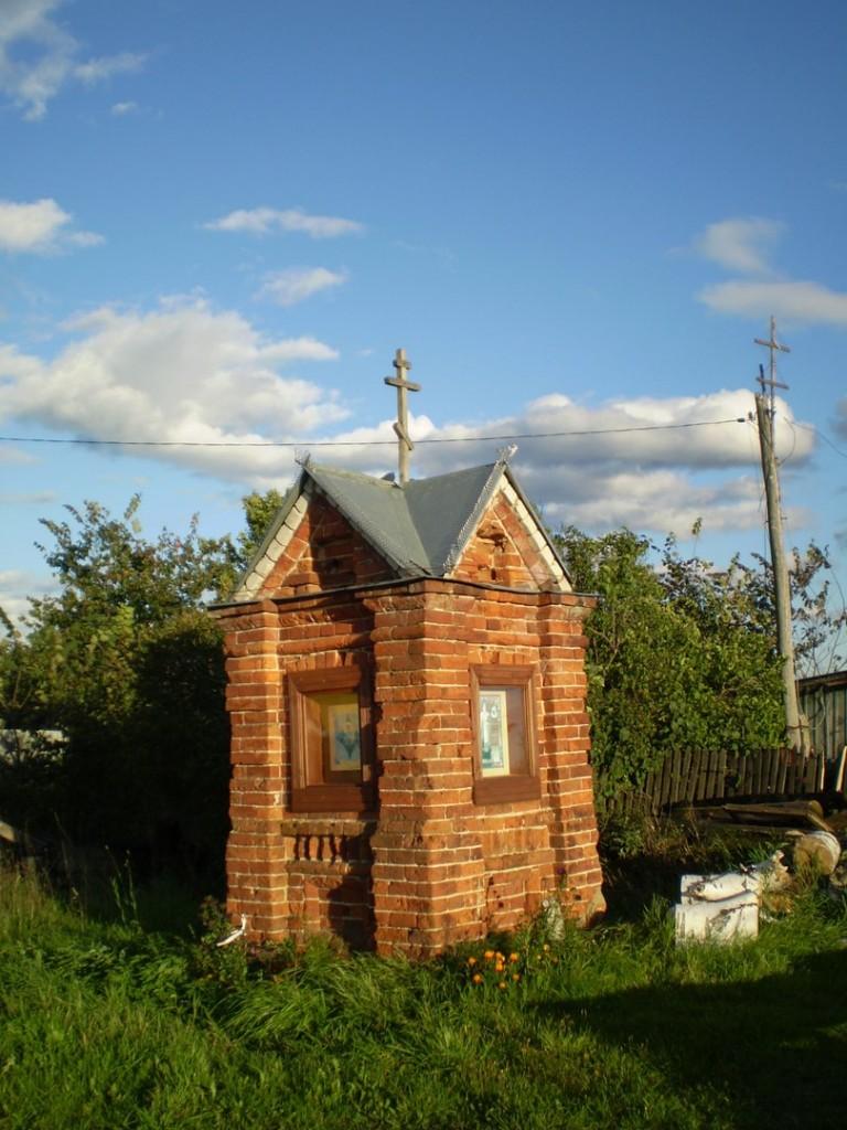 Две часовни в д. Угор Собинского района 05