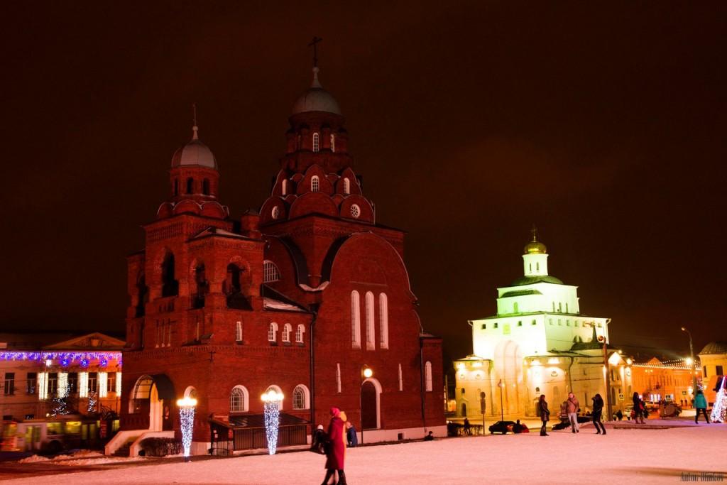 Добрый вечер во Владимире