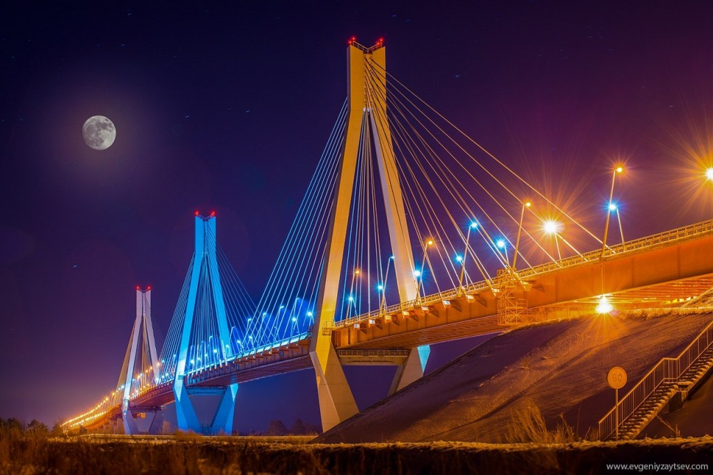 Достопримечательности Мурома - Муромский мост