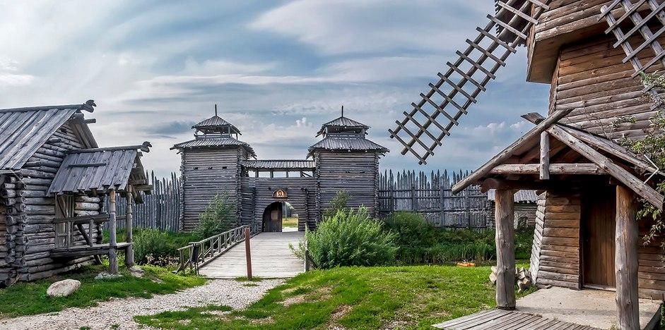 Древние города Владимирской области
