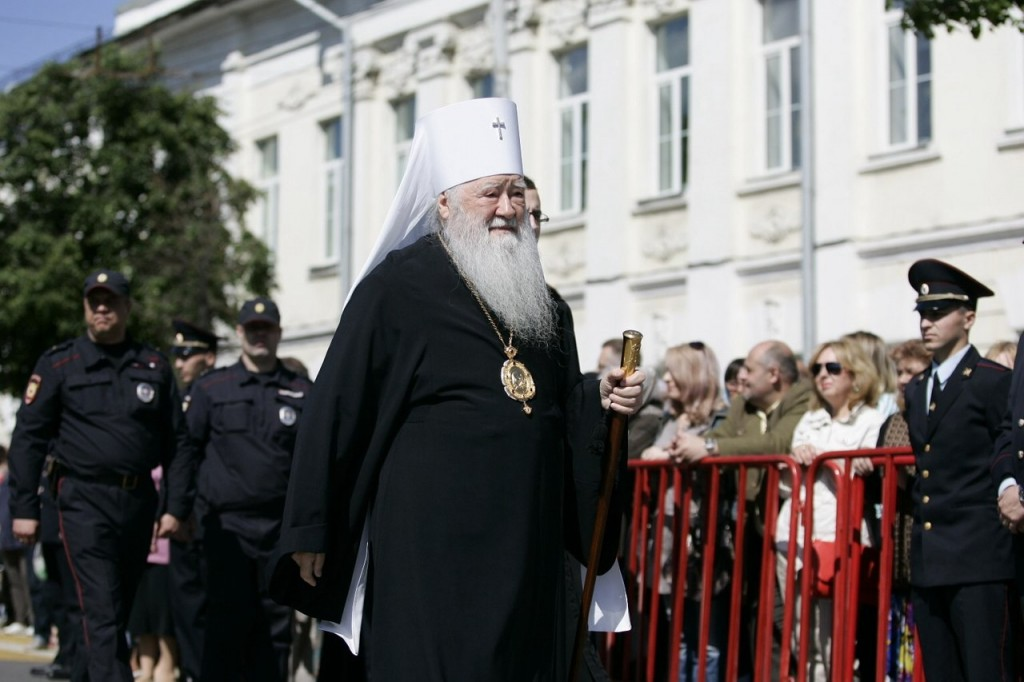 Епископ Ювеналий во Владимире 03