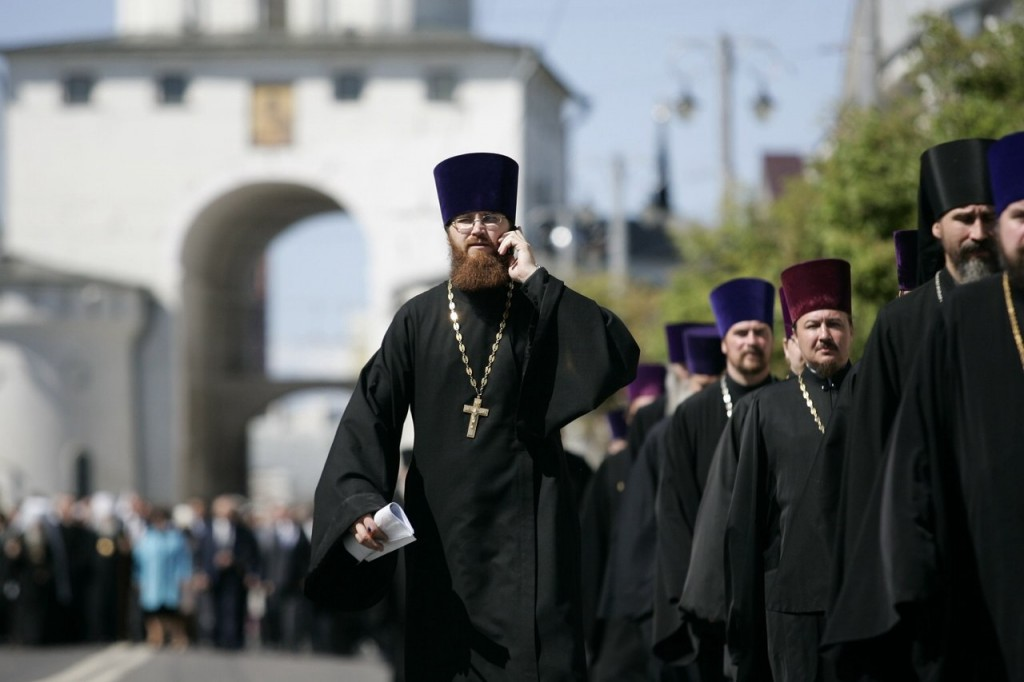 Епископ Ювеналий во Владимире 07