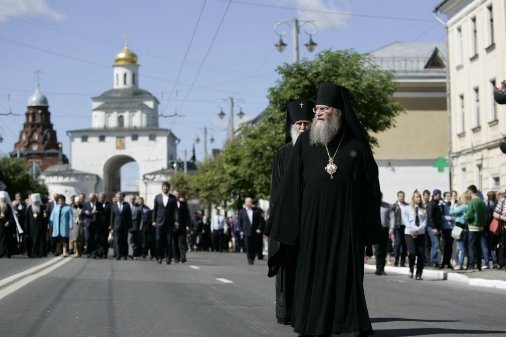 Епископ Ювеналий во Владимире 08