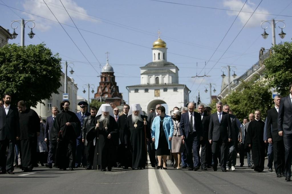 Епископ Ювеналий во Владимире 09