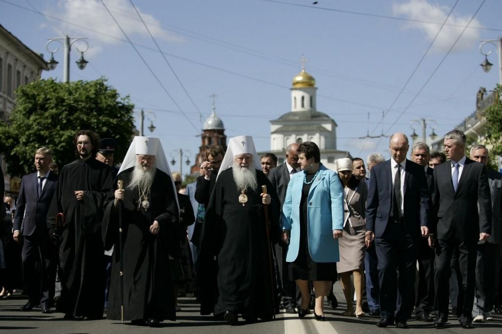 Епископ Ювеналий во Владимире 10