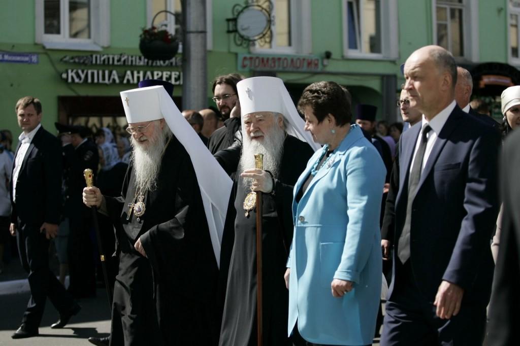 Епископ Ювеналий во Владимире 11
