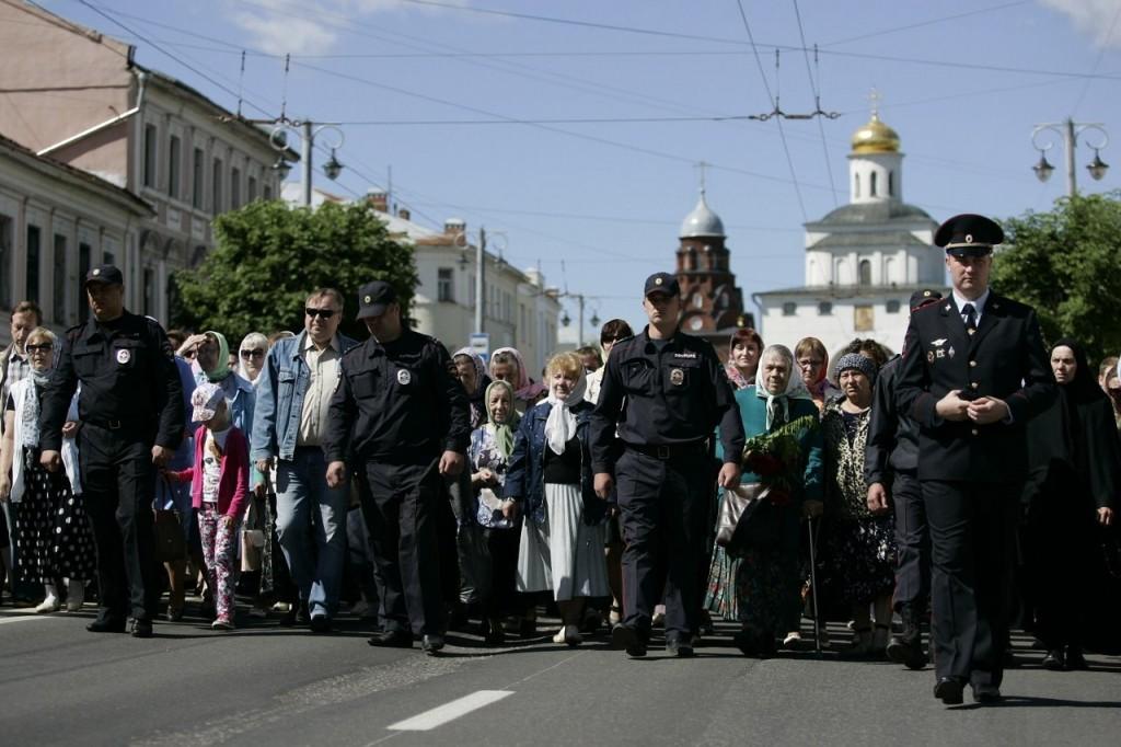 Епископ Ювеналий во Владимире 12