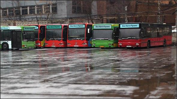 Забастовка «БигАвтоТранс» и «ПОАТиС» во Владимире