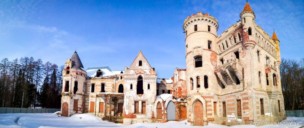 Замок в Муромцево 02