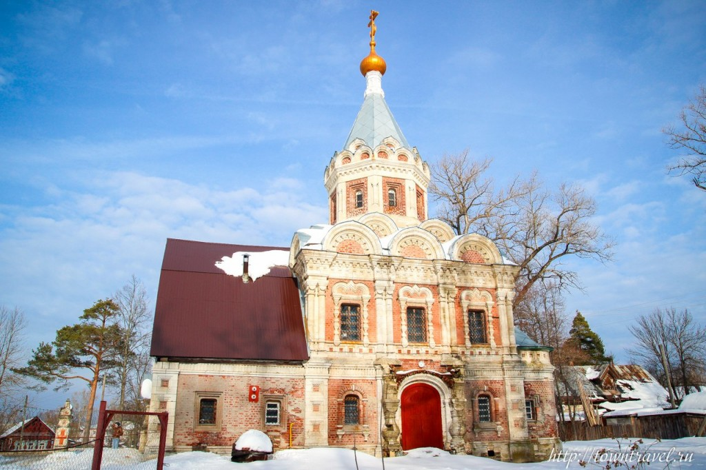Замок в Муромцево 03