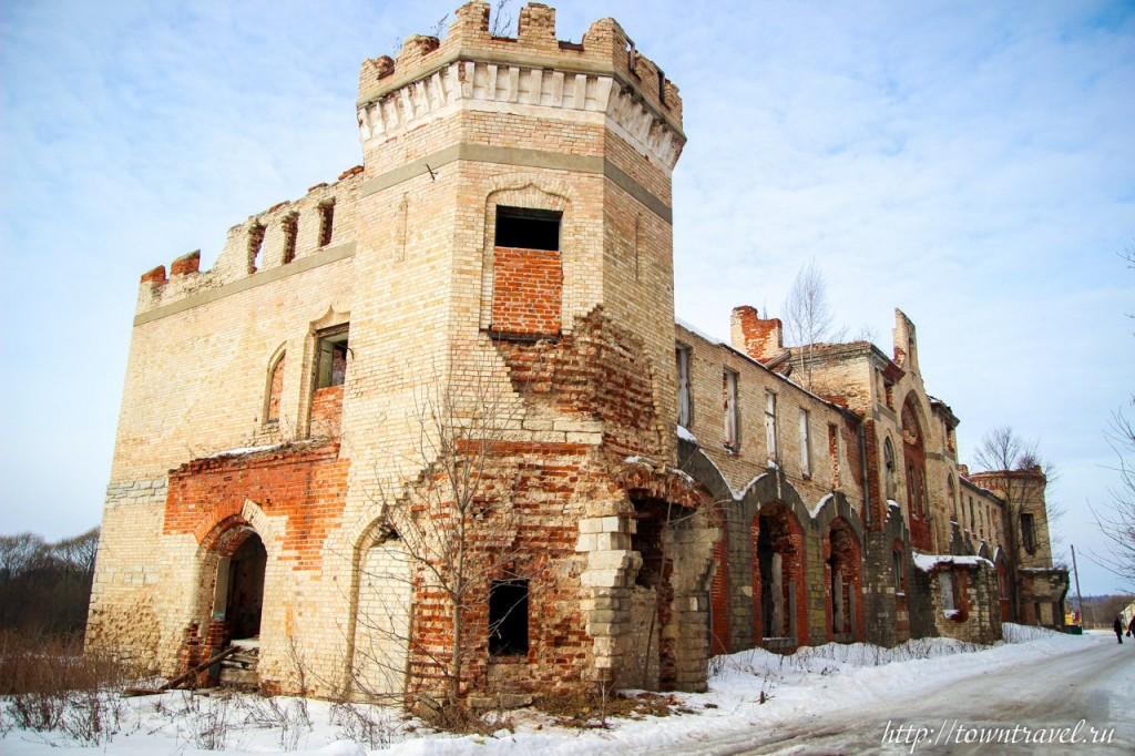 Замок в Муромцево 05