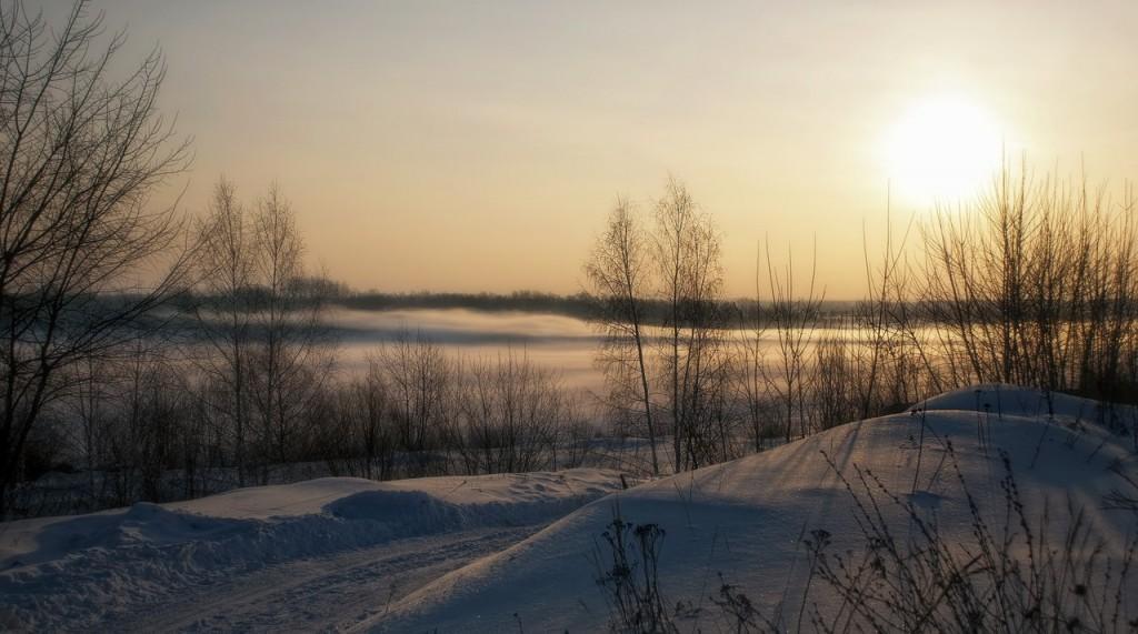 Зима на Оке и Илевне близ Мурома 06
