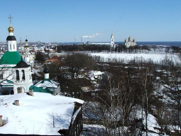 Зимний Владимир от Андрея Данилина 02