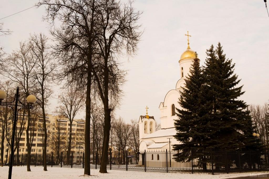 Казанская церковь. г. Владимир 01
