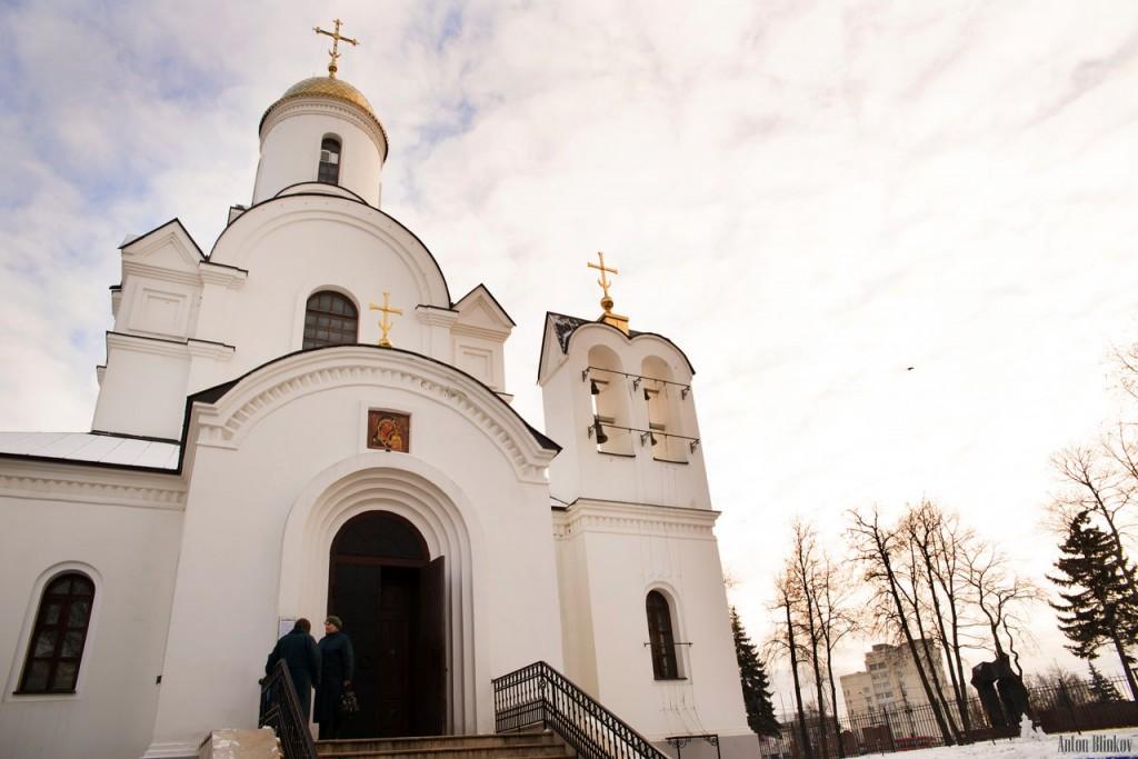 Казанская церковь. г. Владимир 02