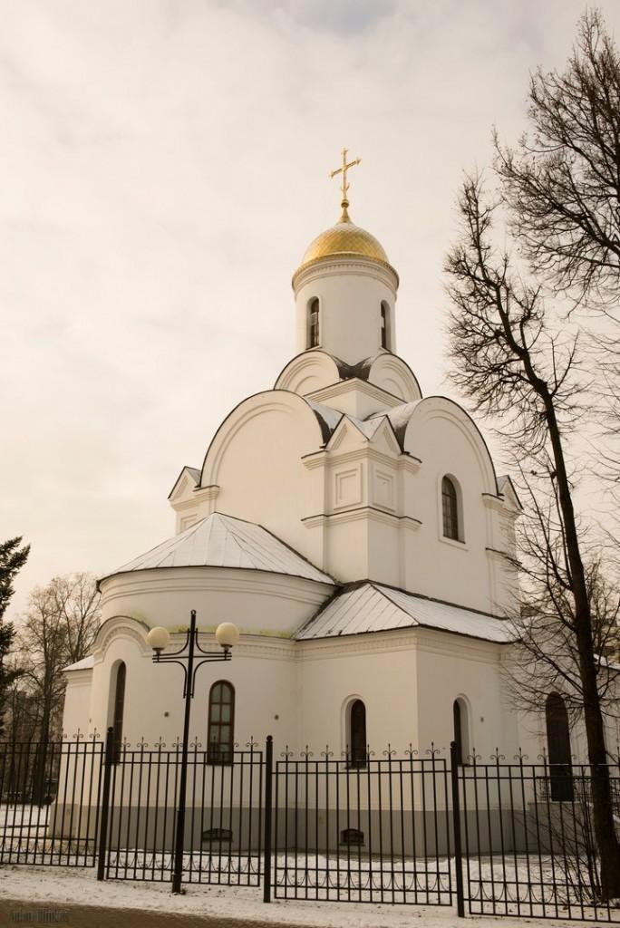 Казанская церковь. г. Владимир 03