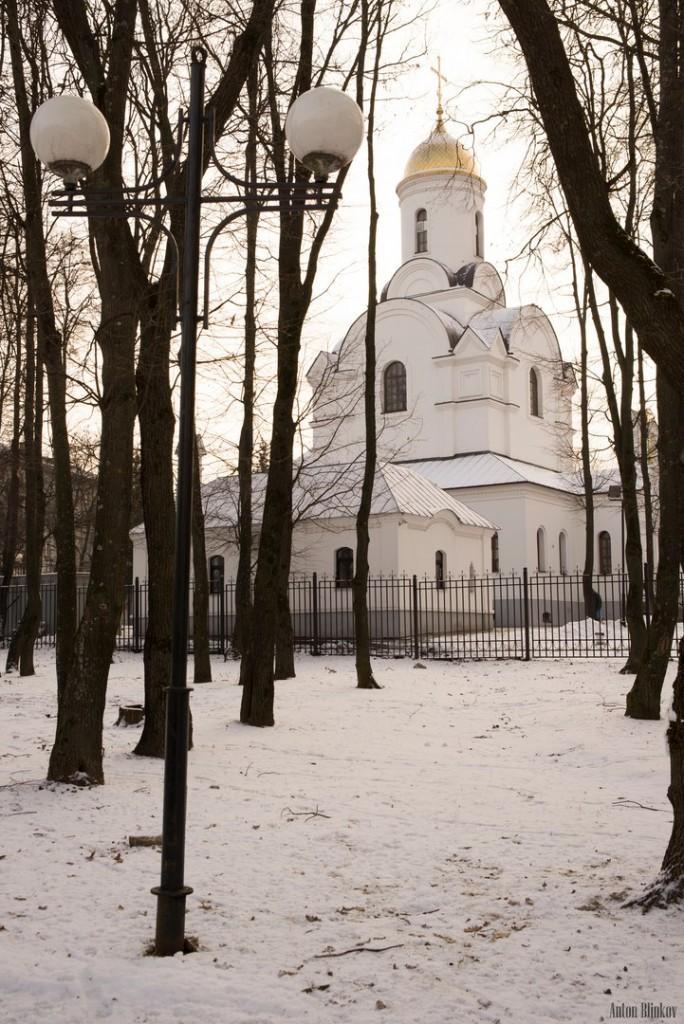 Казанская церковь. г. Владимир 05