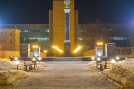 Ковров: Слава защитникам отечества!