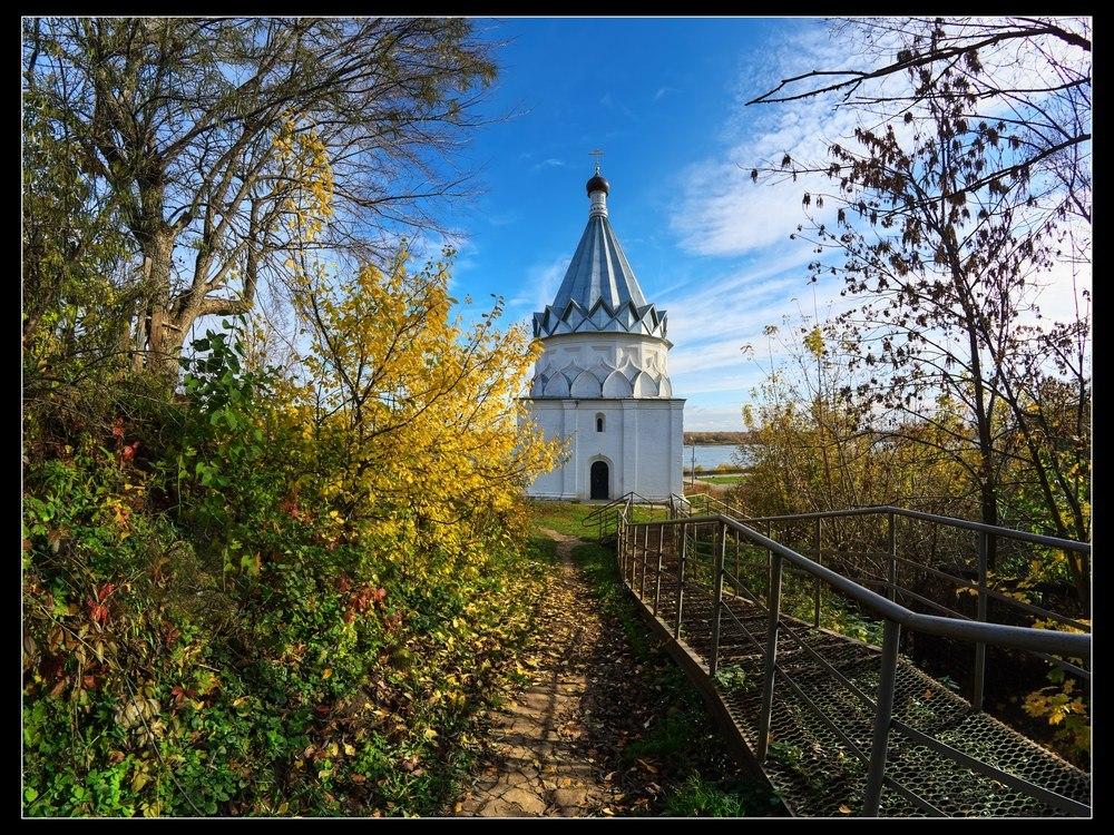 Космодемьянская церковь