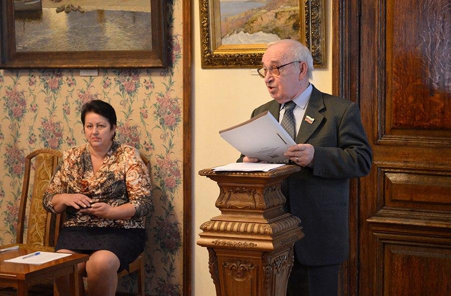 Краеведческая конференция в Вязниках (26 ноября) 03