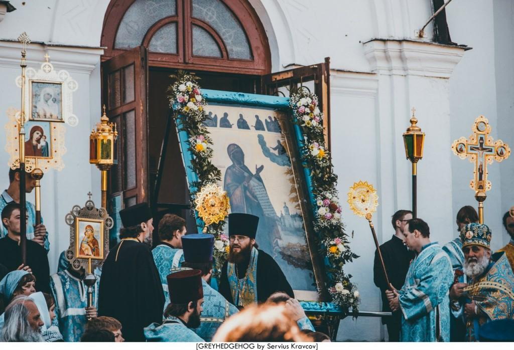 Крестный ход во Владимире 06
