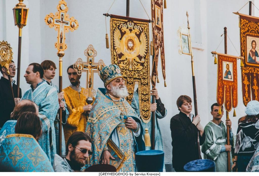 Крестный ход во Владимире 07