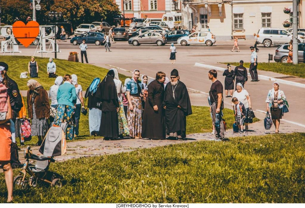 Крестный ход во Владимире 09
