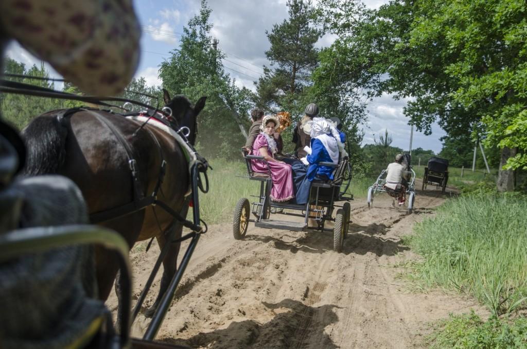 Летний фестиваль традиционной экипажной езды 03