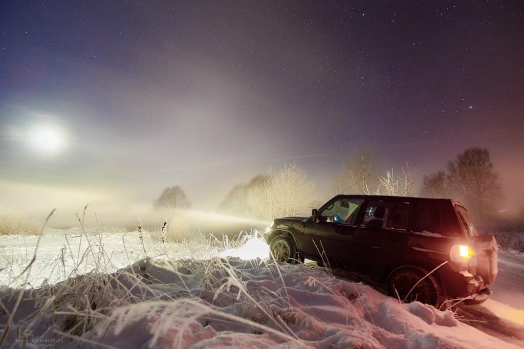 Морозной ночью на Клязьме 01