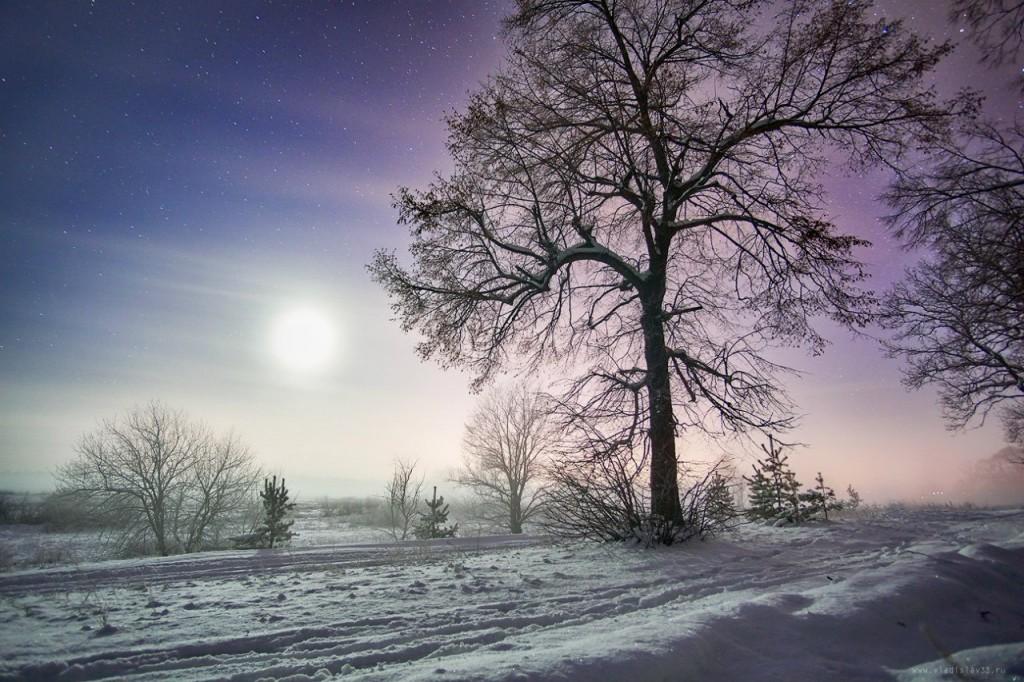 Морозной ночью на Клязьме 02