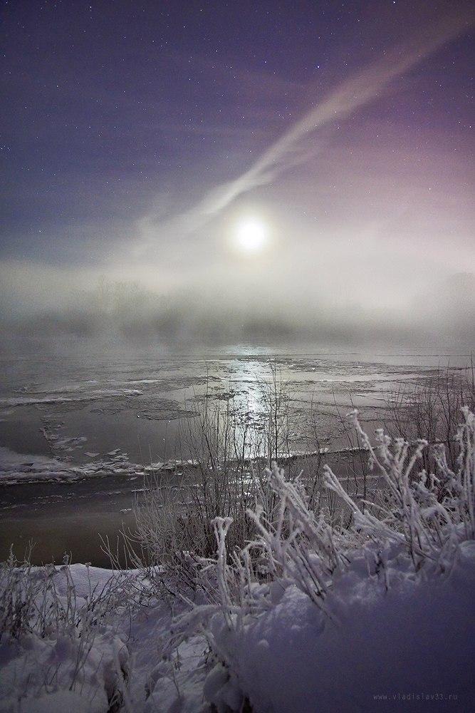 Морозной ночью на Клязьме 03
