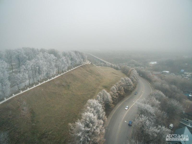 Морозный Владимир с высоты 02