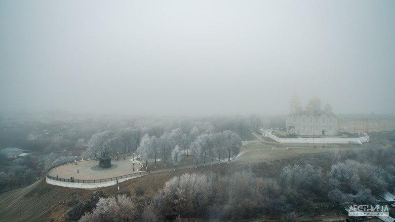 Морозный Владимир с высоты 03