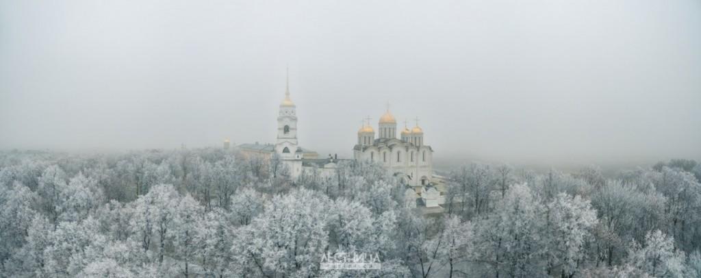 Морозный Владимир с высоты 05