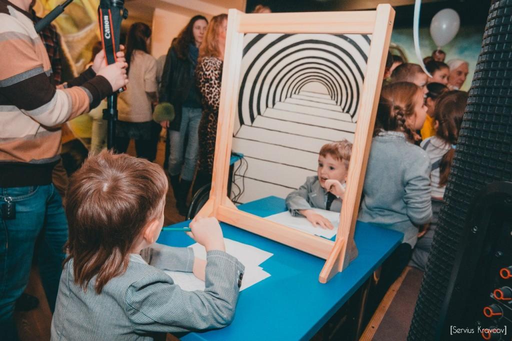 Музей иллюзий и наук Да Винчи 27